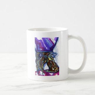 Venimos de otros mundos taza de café