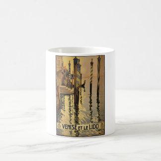 Venise et le Lido 1920 Venice, Italy Coffee Mug