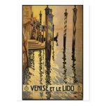 Venise et le Lido 1920 Venice, Italy Post Cards
