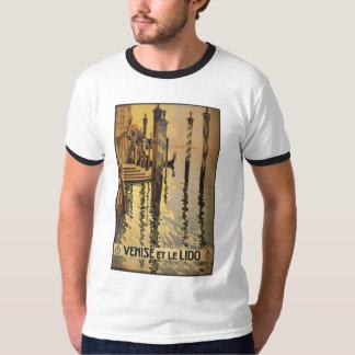 Venise et le Lido 1920 Venice, Italy T-Shirt