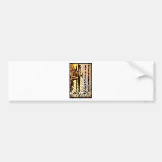 Venise et le Lido Bumper Sticker
