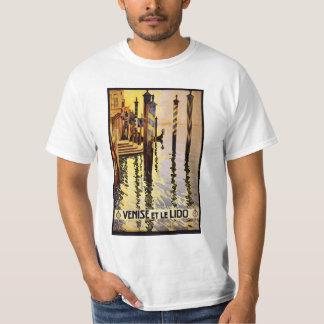 """""""Venise et le Lido"""" Italy clothing T-Shirt"""
