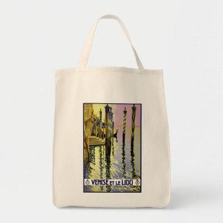 Venise et le Lido Tote Bag