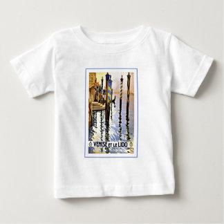 Venise et le Lido Venice Italy Baby T-Shirt