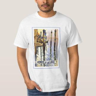 Venise y Le Lido Vintage Camisas