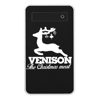 Venison the Christmas meat Power Bank