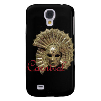 Venitian Carnival Mask Galaxy S4 Cases