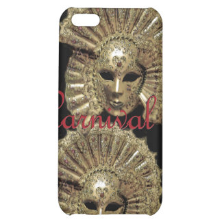 Venitian Carnival Mask iPhone 5C Covers