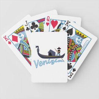Venizia Bicycle Playing Cards