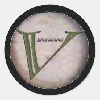 Venkman Logo Sticker