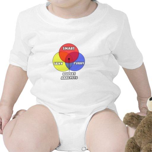 Venn Diagram .. Budget Analysts T-shirt