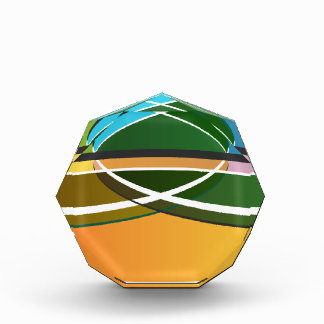 Venn Diagram Financial Business Icon Award