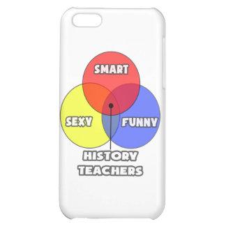 Venn Diagram .. History Teachers iPhone 5C Case