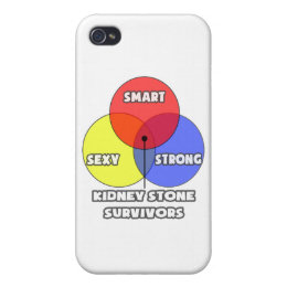 Venn diagram iphone cases covers zazzle venn diagram kidney stone survivors cover for iphone 4 ccuart Image collections