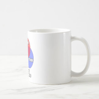 Venn Diagram .. Marine Biologists Classic White Coffee Mug