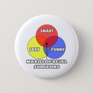 Venn Diagram .. Maxillofacial Surgeons Button