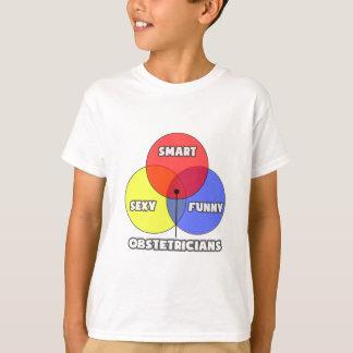 Venn Diagram .. Obstetricians T-Shirt