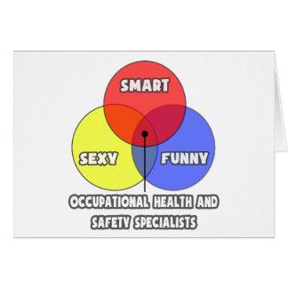 Venn Diagram .. Occ Health Safety Specialists Card