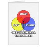 Venn Diagram .. Occupational Therapists Card
