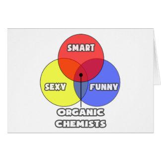 Venn Diagram .. Organic Chemists Cards
