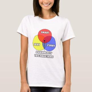 Venn Diagram .. Pharmacy Technicians T-Shirt