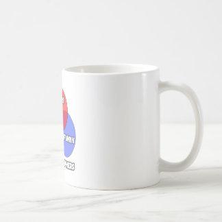 Venn Diagram .. Sonographers Coffee Mug