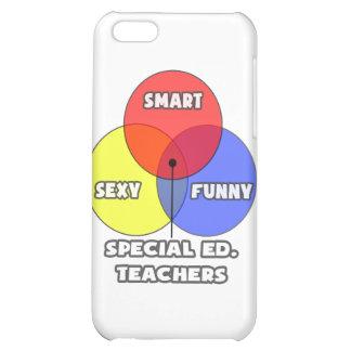 Venn Diagram .. Special Ed. Teachers iPhone 5C Case
