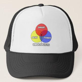 Venn Diagram .. Urologists Trucker Hat