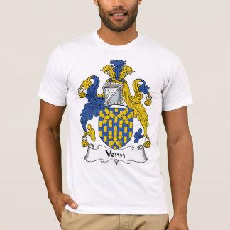 Venn Family Crest T-Shirt