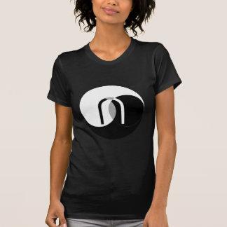 Venn Intersection YinYang T-Shirt
