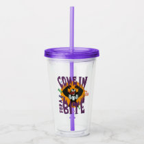 "Venom ""Come In For A Bite"" Acrylic Tumbler"