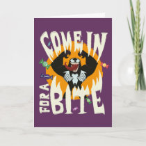 """Venom """"Come In For A Bite"""" Card"""