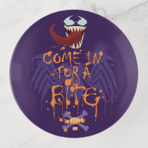 Venom Halloween Trap Trinket Tray