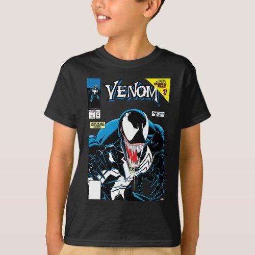 Venom Lethal Protector Dark Soul Drifting T_Shirt