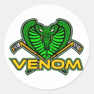 Venom Logo Sticker