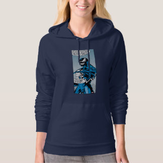 Venom Motivational Comic Panel Hoodie