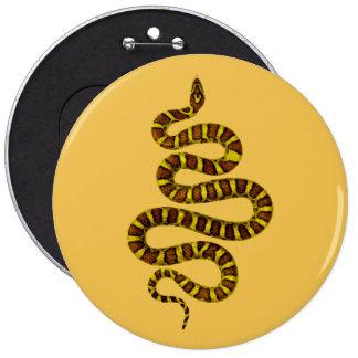 Venom The Snake 2 Pinback Button