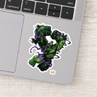 Venomized Hulk Sticker