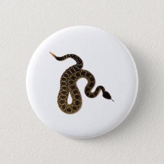 Venomous Bites Pinback Button
