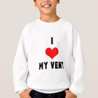 Vent Plain Sweatshirt