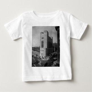 Vent Shaft Washington Street New York City 1928 Baby T-Shirt