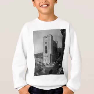 Vent Shaft Washington Street New York City 1928 Sweatshirt