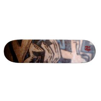 Vent skate board