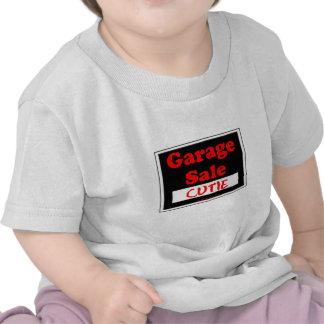 Venta de garaje Cutie Camiseta