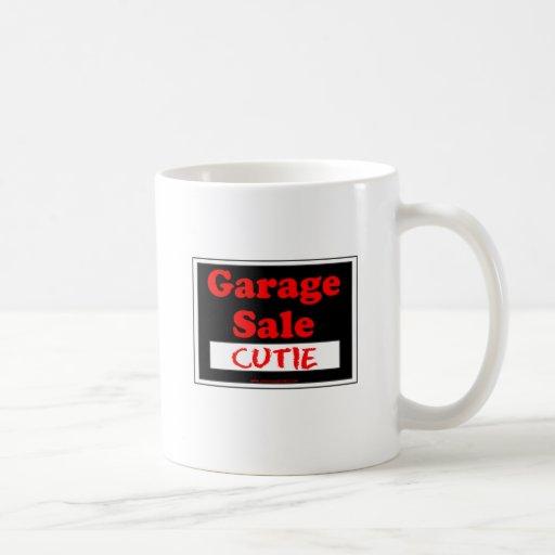 Venta de garaje Cutie Taza De Café