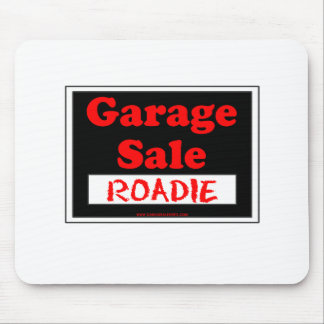 Venta de garaje Roadie Alfombrillas De Ratón