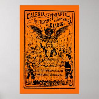¡VENTA DE HALLOWEEN! La Almoned del Diablo (Posada Impresiones