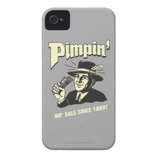 venta de Pimpin': Ho iPhone 4 Case-Mate Funda