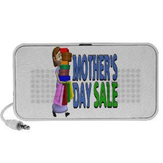 Venta del día de madres portátil altavoz