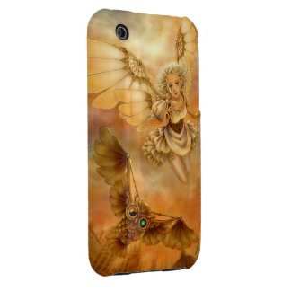 Venta del iPhone 3G/3GS de la fantasía de Steampun iPhone 3 Case-Mate Funda